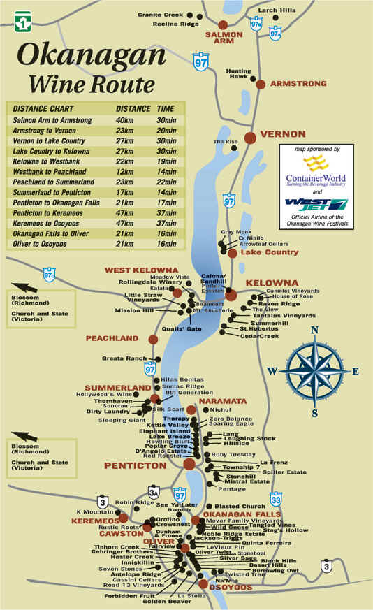 El Camino Vancouver >> Okanagan-Wine-Tour-2010