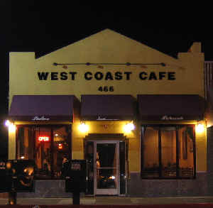 West Coast Cafe San Bruno
